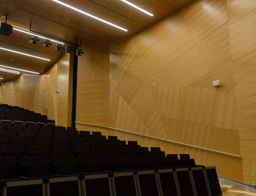 Paneles Acústicos Multiperforados